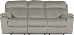 Ashley Uhland Granite Power Reclining Sofa Available Online in Dallas Fort Worth Texas