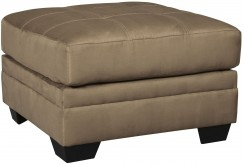 Ashley Lago Mocha Oversized Accent Ottoman Available Online in Dallas Fort Worth Texas