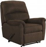 Ashley Otwell Java Zero Wall Recliner Available Online in Dallas Fort Worth Texas