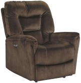 Ashley Dakos Bark Power Recliner Available Online in Dallas Fort Worth Texas