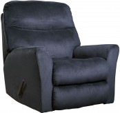 Ashley Cossette Midnight Rocker Recliner Available Online in Dallas Fort Worth Texas