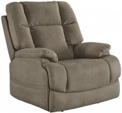 Ashley Fourche Latte Power Recliner Available Online in Dallas Fort Worth Texas