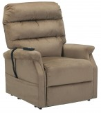 Ashley Brenyth Mocha Power Lift Recliner Available Online in Dallas Fort Worth Texas