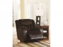 Ashley Tafton Dark Brown Recliner Available Online in Dallas Fort Worth Texas