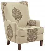 Ashley Berwyn View Quartz Accent Chair Available Online in Dallas Fort Worth Texas