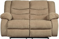 Tulen Mocha Reclining Loveseat Available Online in Dallas Fort Worth Texas