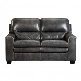Ashley Gleason Charcoal Loveseat Available Online in Dallas Fort Worth Texas