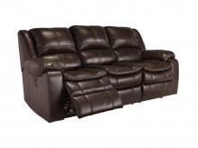 Ashley Long Knight Reclining Power Sofa Available Online in Dallas Fort Worth Texas