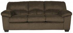 Ashley Dailey Chocolate Sofa Available Online in Dallas Fort Worth Texas