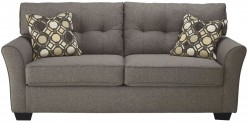 Ashley Tibbee Slate Sofa Available Online in Dallas Fort Worth Texas