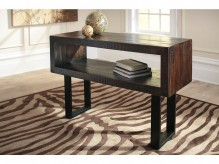 Ashley Parlone Sofa Table Available Online in Dallas Fort Worth Texas