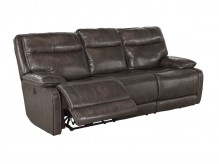 Ashley Palladum Reclining Power Sofa Available Online in Dallas Fort Worth Texas