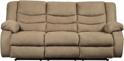 Ashley Tulen Mocha Reclining Sofa Available Online in Dallas Fort Worth Texas