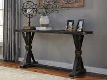 Ashley Beckendorf Sofa Table Available Online in Dallas Fort Worth Texas