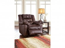 Ashley Brolayne DuraBlend Rocker Recliner Available Online in Dallas Fort Worth Texas