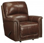 Ashley Lacotter Saddle Rocker Recliner Available Online in Dallas Fort Worth Texas