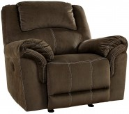 Ashley Quinnlyn Coffee Power Rocker Recliner Available Online in Dallas Fort Worth Texas