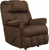Ashley Craggly Pecan Rocker Recliner Available Online in Dallas Fort Worth Texas