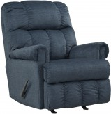 Ashley Craggly Midnight Rocker Recliner Available Online in Dallas Fort Worth Texas