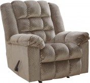 Ashley Minturn Mocha Power Rocker Recliner Available Online in Dallas Fort Worth Texas