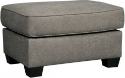 Ashley Gilman Charcoal Ottoman Available Online in Dallas Fort Worth Texas