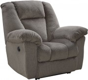 Nimmons Taupe Power Recliner Available Online in Dallas Fort Worth Texas