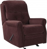 Ashley Gorham Mulberry Glider Recliner Available Online in Dallas Fort Worth Texas