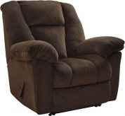 Ashley Nimmons Chocolate Zero Wall Recliner Available Online in Dallas Fort Worth Texas