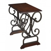 Ashley Braunsen Chair Side Table Available Online in Dallas Fort Worth Texas