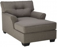 Tibbee Slate Chaise Available Online in Dallas Fort Worth Texas