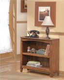 Ashley Cross Island Brown Small Bookcase Available Online in Dallas Fort Worth Texas
