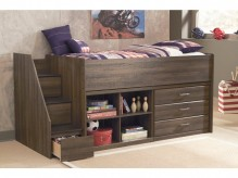 Ashley Juararo Twin Loft Bed Available Online in Dallas Fort Worth Texas