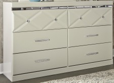 Dreamur Champagne Dresser Available Online in Dallas Fort Worth Texas