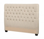 Chloe Twin Oatmeal Headboard Available Online in Dallas Fort Worth Texas