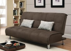 Coaster Ellwood Brown Sofa Bed Available Online in Dallas Fort Worth Texas