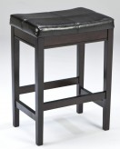 Kimonte Brown Upholstered Barstool Available Online in Dallas Fort Worth Texas