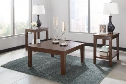 Ashley Marlinton 3pc Brown Coffee Table Set Available Online in Dallas Fort Worth Texas