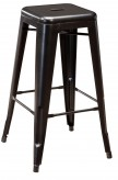 Ashley Pinnadel Grey Pub Height Bar Stool Available Online in Dallas Fort Worth Texas