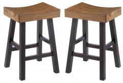 Ashley Glosco Backless Stool Available Online in Dallas Fort Worth Texas