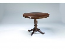 Ashley Leahlyn Brown Round Dining Table Top Available Online in Dallas Fort Worth Texas