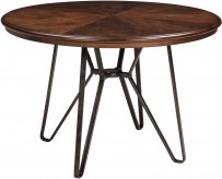 Ashley Centiar Black Dining Table Available Online in Dallas Fort Worth Texas