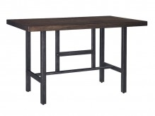 Ashley Kavara Medium Brown Counter Height Table Available Online in Dallas Fort Worth Texas