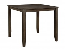 Ashley Dresbar Brown Square Counter Height Table Available Online in Dallas Fort Worth Texas