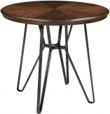 Ashley Centiar Brown Round Dining Table Available Online in Dallas Fort Worth Texas