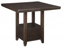 Ashley Haddigan Dark Brown Counter Height Table Available Online in Dallas Fort Worth Texas