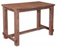 Ashley Pinnadel Brown Bar Table Available Online in Dallas Fort Worth Texas