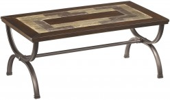 Ashley Zander Rectangular Cocktail Table Available Online in Dallas Fort Worth Texas