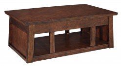 Ashley Harpan Lift Top Cocktail Table Available Online in Dallas Fort Worth Texas