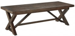 Ashley Windville Brown Rectangular Cocktail Table Available Online in Dallas Fort Worth Texas