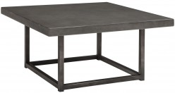 Ashley Starmore Brown Square Cocktail Table Available Online in Dallas Fort Worth Texas